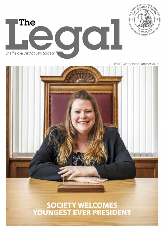 The Legal, Issue 23 — Summer 2015