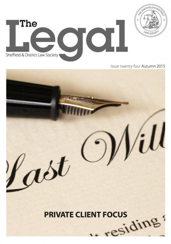 The Legal, Issue 24 — August 2015