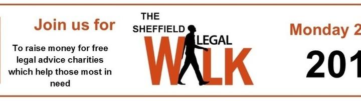 The Sheffield Legal Walk