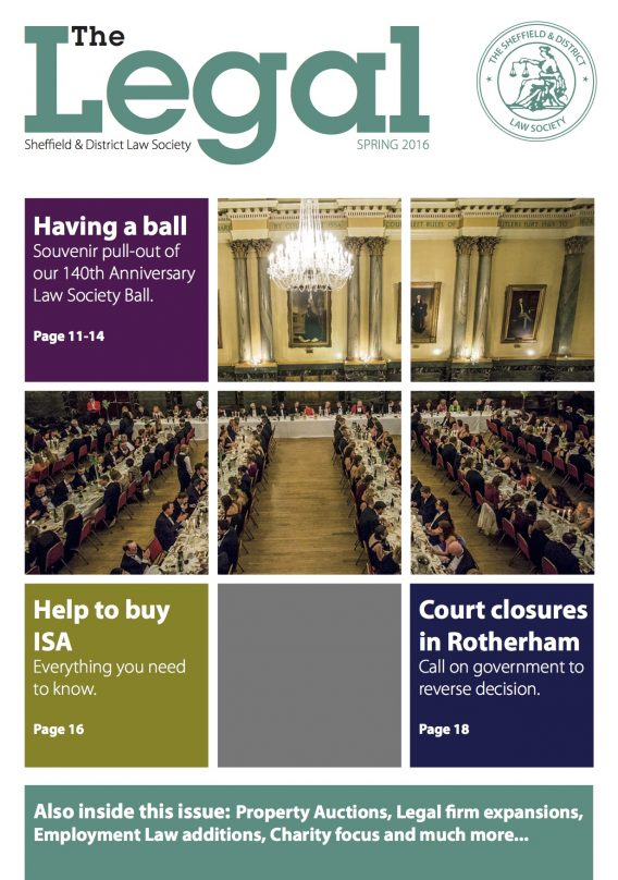 The Legal, Issue 26 — Spring 2016