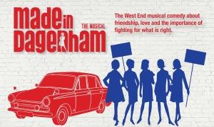 Made in Dagenham- The Musical