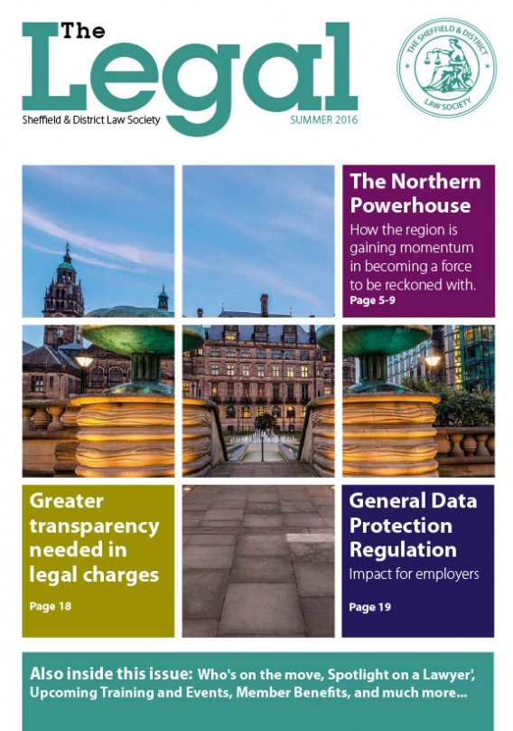 The Legal Issue 27 – Summer 2016