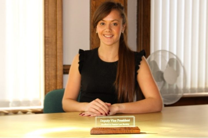 Long standing Social Secretary elected Deputy Vice President of the Sheffield & District Law Society