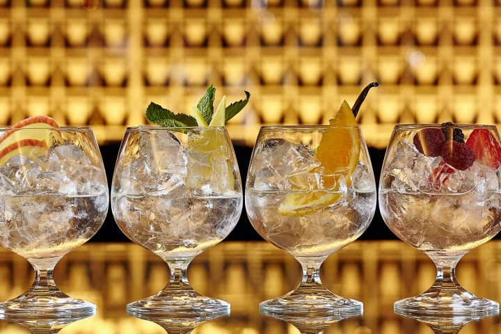 Sheffield Law Society Gin Tasting Evening