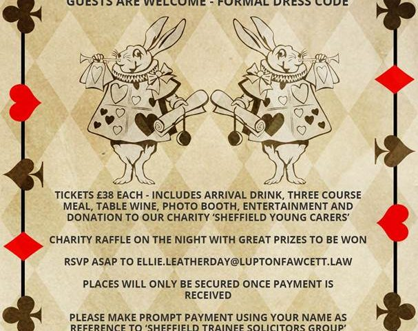 JLD Ball- The Mad Hatters Ball
