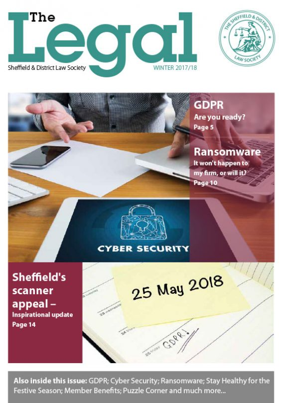 The Legal Issue 33 – Winter 2017