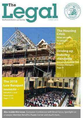 The Legal Spring 2018