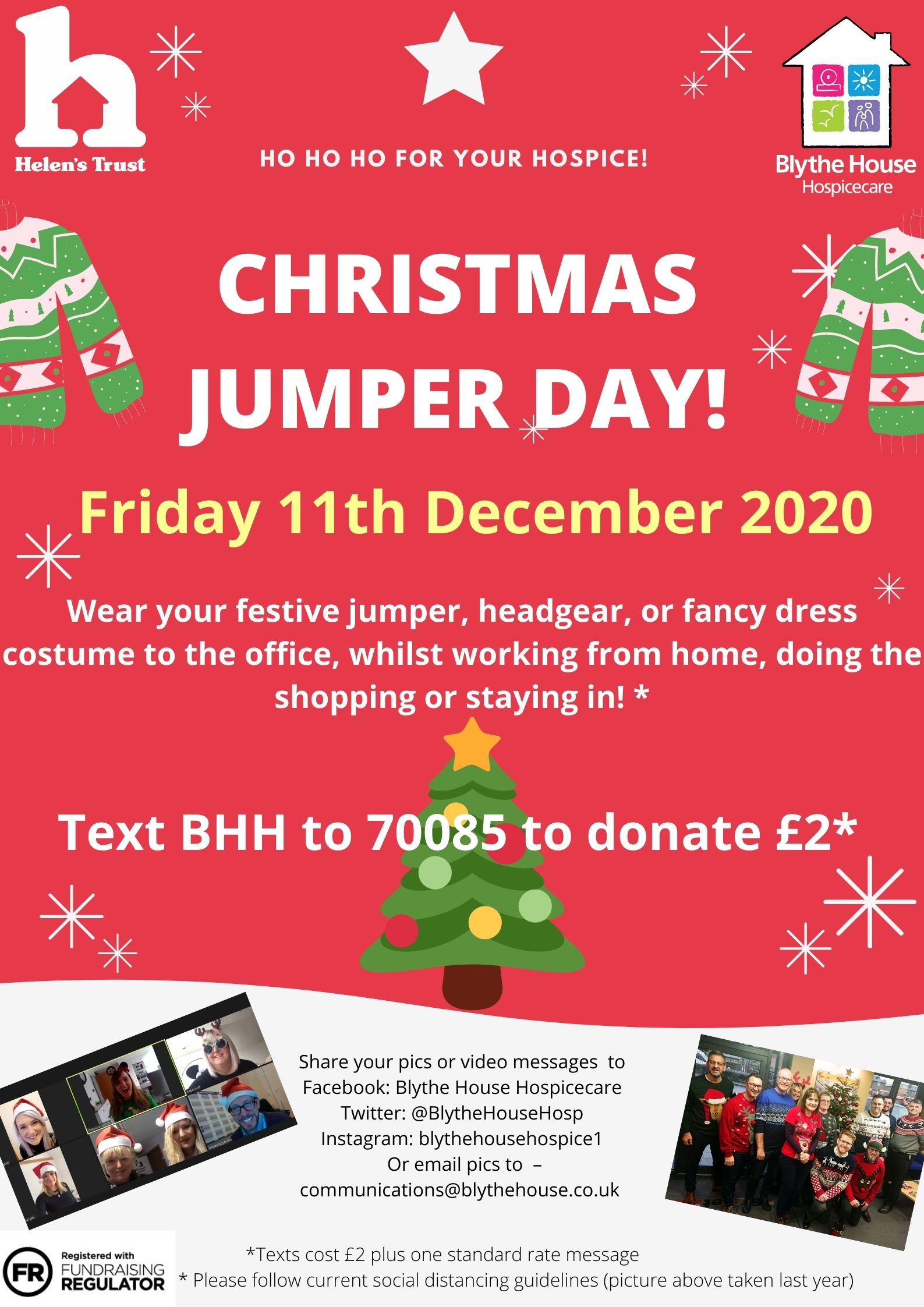Christmas Jumper Day 2020 Poster Christmas Jumper Day Posters Oswald Road Primary School